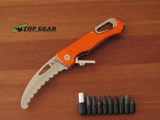 Ka-Bar K2 Rescue Kit Folding Knife - 02-3082