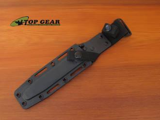 Ka-Bar Small Synthetic Nylon Sheath, Black - 5016