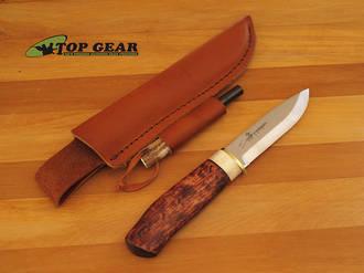 Karesuando Boar Survival Knife with Firestarter - 3586