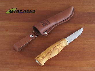 Kellam Falcon Puukko Hunting Knife - KRF3
