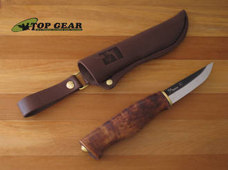 Kellam Hawk Hunting Knife, High Carbon Steel  - KRH3