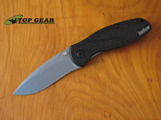 Kershaw Blur Assisted Opening Knife; S30V Stainless Steel - 1670S30V