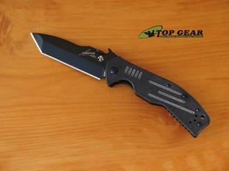 Kershaw Emerson CQC-8K Tanto Knife - 6044TBLK