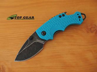 Kershaw Shuffle Pocket Knife, Teal - 8700TEALBW