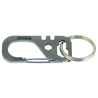 Key-Bak Carabiner-Tool Keychain Multi-Tool - 0AC2-0201