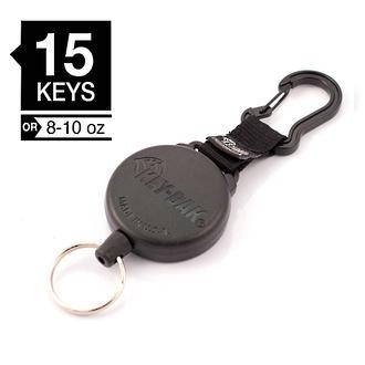 "Key-Bak Securit Series 48"" Self-Retracting Gear and Tool Retractor - 488B-HDK"