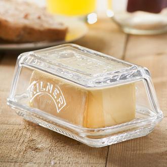 Kilner Glass Butter Dish - 0025.350
