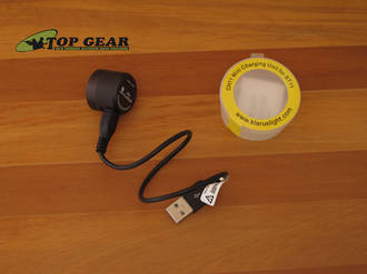 Klarus CH11 Mini USB Charging Unit For ST11 Tactical LED Torch - CH11