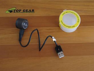 Klarus CH2C Mini USB Charging Unit for ST2C Tactical Torch