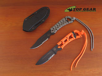 Knives of Alaska Xtreme Skeletonized Tactical Knife, D2 Tool Steel