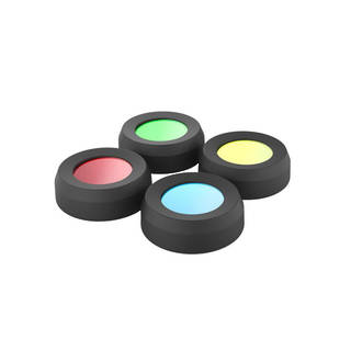 LED Lenser Colour Filter Set for MH10, H14.2, H14R.2 - 501506