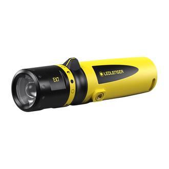 LED Lenser EX7 Intrinsically Safe Torch - 500836