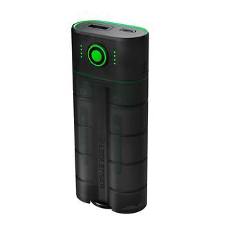 LED Lenser Flex7 Powerbank - Innovative 6-in-1 System - 502125