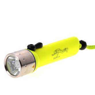 LED Lenser Frogman D14.2 Dive Torch, 400 Lumens - 9114