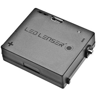 LED Lenser Lithium-Ion Rechargeable Battery for LED Lenser SEO Headlamp - 7784