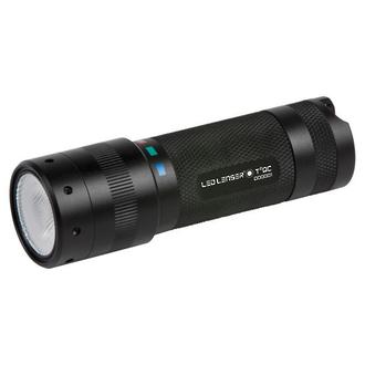 LED Lenser T2 QC Quad-Colour Handheld LED Torch - 9802QC