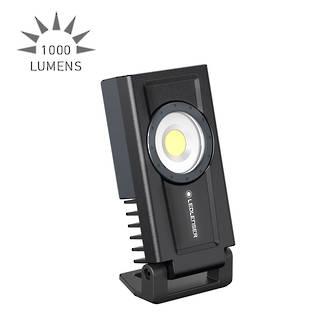 LED Lenser iF3R Rechargeable Work - Floodlight, 1000 Lumens - 502171