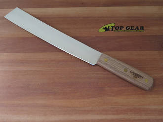 Lamson 12 Inch Watermelon/Cheese Knife, Walnut Handle - 32800