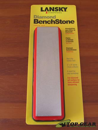 "Lansky 8"" Diamond Benchstone – Coarse, Medium or Fine"