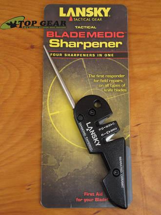 Lansky Tactical Blade Medic Sharpener - PS-MED01