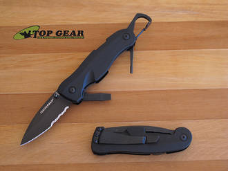 Leatherman Crater C33SX Folding Surf Pocket Knife - 831873