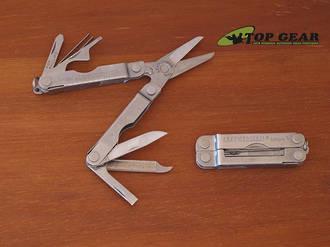 Leatherman Micra Keyring Multi-tool - 64010101K