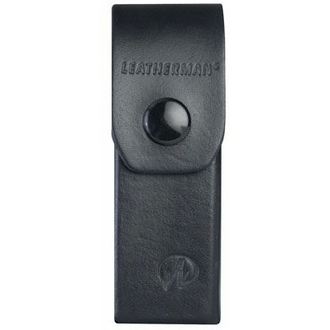 Leatherman Replacement Leather Sheath Small; Fits Kick, Fuse and Wingman - 934825