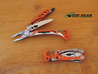 Leatherman Skeletool RX First Responders Multi-Tool, Orange - 832310