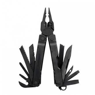 Leatherman Super Tool 300 Multi-Tool, Black Oxide Finish - 831151