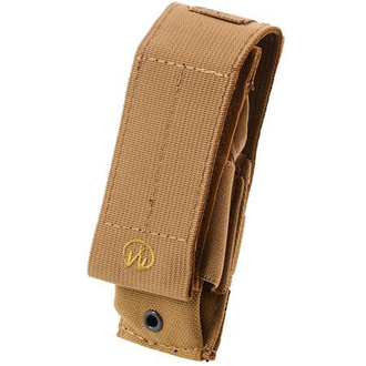 Leatherman Extra Large Nylon Molle Sheath, Coyote Brown - 930366