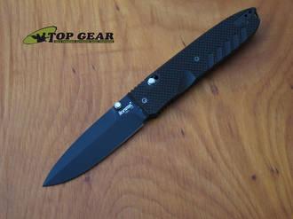 Lion Steel Daghetta Pocket Knife, D2 Tool Steel 8701-G10
