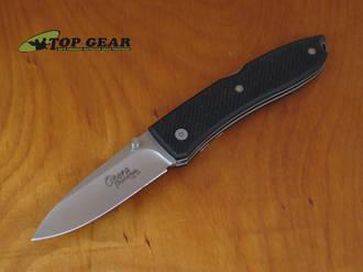 Lion Steel Opera Lockback Knife, D2 Tool Steel - 8800BK