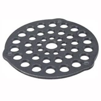 "Lodge Cast Iron Cookware Pre-Seasoned 8"" Meat Rack/Trivet for Dutch Oven - L8DOT3"