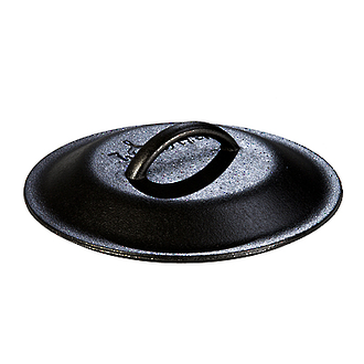 "Lodge 8"" Pre-Seasoned Cast Iron Lid - L51C3"