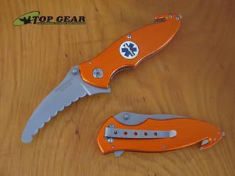 Mtech EMS - Emergency Rescue Knife - X-8018