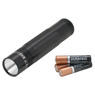 Maglite XL50 Tactical LED Flashlight Combo, Black - XL50-S301C