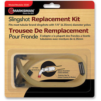 Marksman Slingshot Rubber Band Replacement Kit - 3330