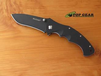 Maxam Tactical Liner Lock Knife - SKNKHD