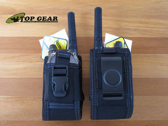 "Maxpedition 4.5"" Clip-On Phone Holster – Black 0109B or Khaki 0109K"