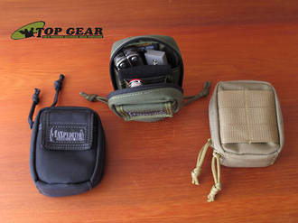 Maxpedition Barnacle Compact Utility Pouch - Black, Olive Green or Khaki