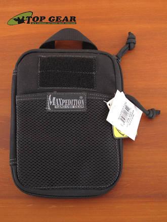Maxpedition E.D.C. Pocket Organizer, Black - 0246B