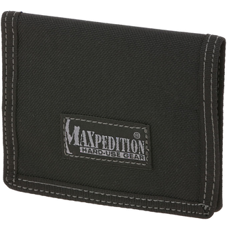 Maxpedition Encore RFID-Blocking Wallet, Black - PT1175B