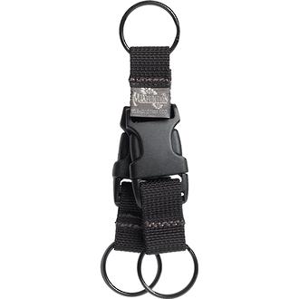 Maxpedition Tritium Key Ring - 1716B Black or 1716K Khaki