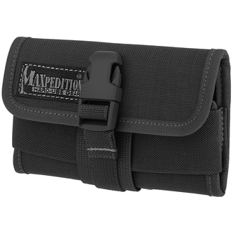 Maxpedition Horizontal Smart Phone Holster - Black PT1021B