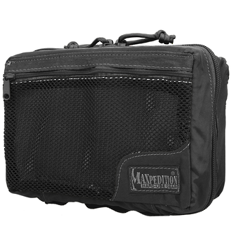 Maxpedition Individual First Aid Pouch - Black 0329B