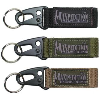 Maxpedition Keyper Key Retention System - Black 1703B or Khaki 1703K