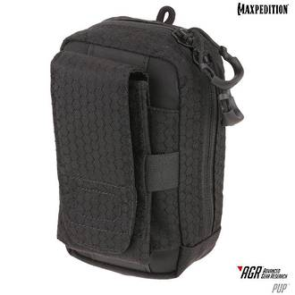 Maxpedition PUP Phone Utility Pouch, Black by AGR - PUPBLK