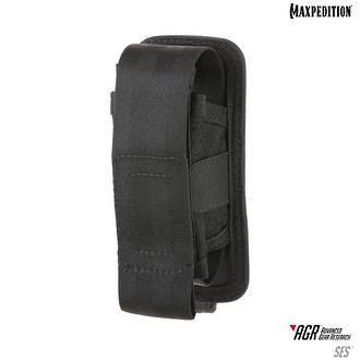 Maxpedition SES Single Sheath Pouch, Black by AGR - SESBLK