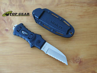McNett M Essentials Blakely Watersports Rescue and Utility Knife - 61000