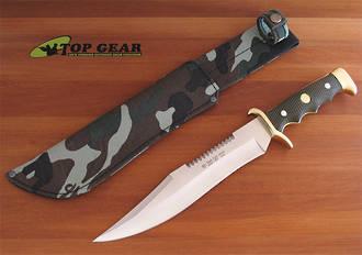 Miguel Nieto Linea Cazador Bowie Knife - 2003